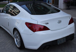 ** High speed ! ** 2010 Hyundai Genesis Coupe 3.8 - Fully Loaded