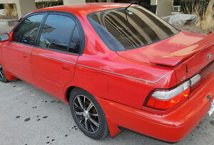 Toyota .Corolla .1996 le power windo/lock.mint.etested.$950