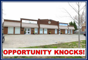 COMMERCIAL SPACE FOR RENT IN DOWNTOWN COBOURG!