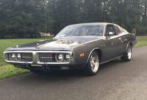 Classic 1974 Dodge Charger