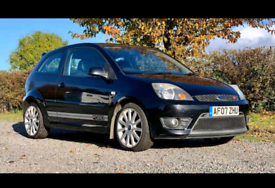 Ford Fiesta 2.0ST 3dr with optional elecs pack 83k