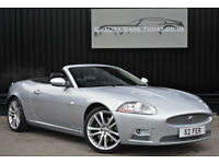 Jaguar XKR 4.2 V8 Supercharged Convertible *Liquid Silver+ Performance Seats etc