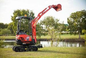 $195 p/d excavator - Servicing Sutherland, Bankstown & St George Loftus Sutherland Area Preview