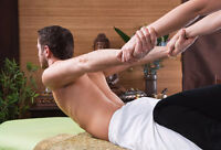 Male Massage-Stretch-Centering