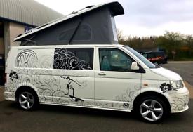 VW T5 Campervan LWB, Custom Graphics