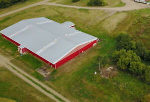 Nursery Pig Barn for Lease