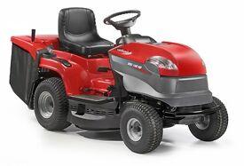 castelgarden xdc150 ride on lawnmower £62 per month