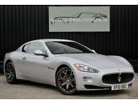 2010 Maserati Granturismo 4.2 V8 * Grigio Touring+Rosso Corallo *