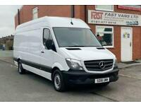 MERCEDES-BENZ SPRINTER 2.1 314 CDI LWB HIGH ROOF 140 BHP DIESEL 2018 (18 REG)