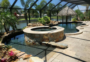 SUMMER SALE: SW Florida Vacation Home – Your Own Tropical Oasis