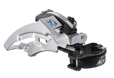 769b823044e Shimano Acera FD-M360 Front Derailleur Triple Top Swing for 9-speed