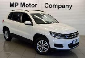 2013 13 VOLKSWAGEN TIGUAN 2.0 S TDI BLUEMOTION TECHNOLOGY 4MOTION 138 BHP DIESEL