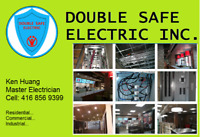 Master Electrician 416 856 9399