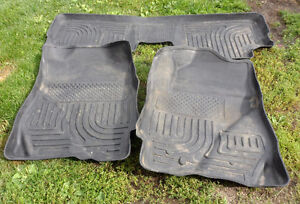 Set of Used Husky Winter Liners for a 2010 Ford Escape