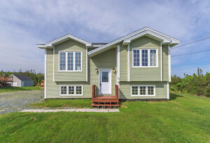3 bedroom home in Portugal Cove with a Massive Yard!