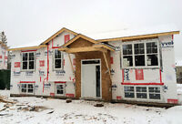 New Construction, ( Semi Entrance 3 bedroom ) Moncton North Area