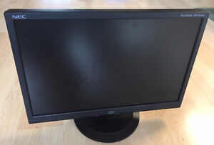 "Nec accusync 19"" Computer Monitor AS191wm"