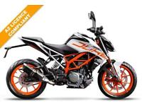 KTM 390 DUKE ORANGE, BRAND NEW!