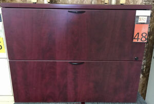 2, 3 and 5 Drawer Lateral Filing Cabinets