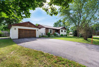 Lovely 3 BR Bungalow Home in Midland for Sale