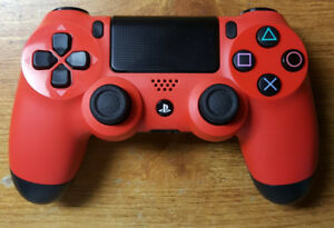 Sony DualShock 4 Wireless Controller for PlayStation 4 - Red