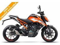 2018 KTM 125 DUKE ORANGE, BRAND NEW!