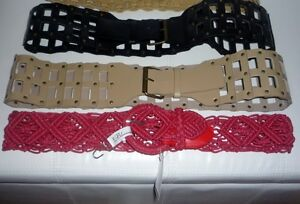 3 BELTS ALL FOR $4 Kitchener / Waterloo Kitchener Area image 1