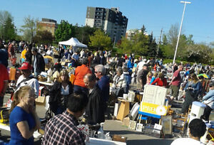 Sell Your Stuff at our GIANT Garage Sale