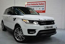 Range Rover Sport 3.0SD V6 292 Bhp 4X4 Auto HSE - LOW RATE PCP £499 PER MONTH