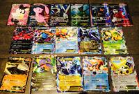 EX pokemon cards
