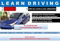 Drive like a PRO - Learn Driving - Driving Instructor Available