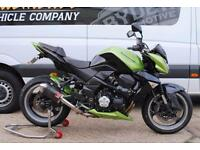 2009 KAWASAKI Z1000 ABS, EXCELLENT CONDITION, £4,750 OR FLEXIBLE FINANCE TO SUIT