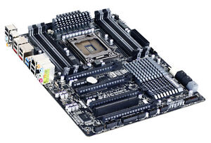 gigabyte x79 motherboard with 8gb ram