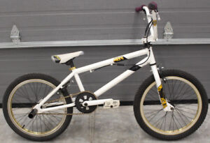 Norco Ares BMX Bike Gold White