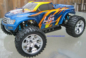 New RC Truck Brushless Electric  4WD LIPO 2.4G Kitchener / Waterloo Kitchener Area image 3