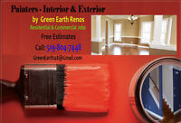 Painters - Interior or Exterior - Residential or Commercial ....