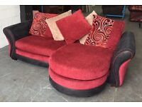 DFS 4 Seater Corner/Lounger Sofa.WE DELIVER.