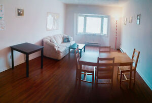 1 Bedroom apartment downtown Moncton Available June 13!