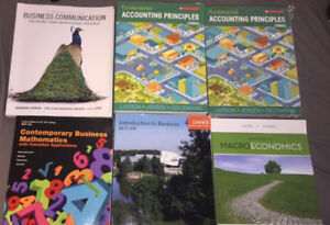 St clair college business Text books