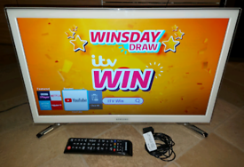 "22"" Samsung HD LED Wifi Smart TV with Freeview"