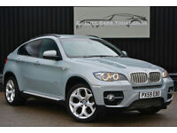 BMW X6 3.0d xDrive 35d Diesel *BMW Individual + Rear Entertainment +£10k Options
