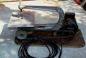 Vintage SIMPLE SIMON Electric Scroll Saw MADE IN TORONTO