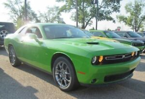 2017 Dodge Challenger GT  w/ LEATHER, CAMERA, SUNROOF