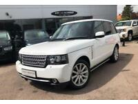 2012 Land Rover Range Rover Westminster 4.4 TDV8 Diesel white Automatic