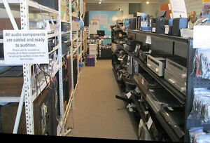 Deals on vintage stereo/home-theatre gear now available at GWGS