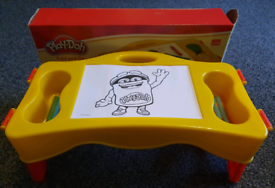 Kids Plastic Colouring Tables