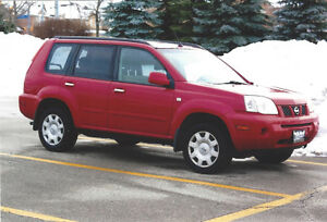 2006 Nissan X-trail SUV, Crossover $2,200 OR BEST OFFER