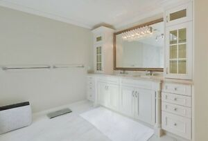 Original  Bathroom It Is Most Often Supplied By A Central Fixture Usually A