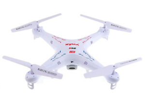 Syma X5C Explorers 2.4G 4CH 6-Axis Gyro RC Quadcopter With HD Ca
