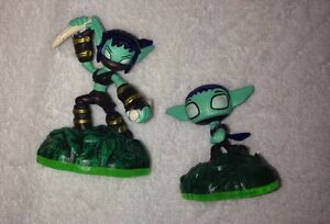 Sky landers Stealth Elf & Whisper Elf Peterborough Peterborough Area image 1